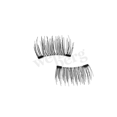 Wennberg Magnetic Lashes - Natural 1.8